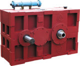 Jhms 375 hohe Präzisions-Getriebe für einzelnen Schrauben-Gummi-Extruder