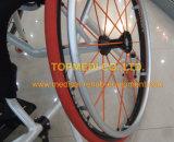 La terapia de rehabilitación de entrenamiento de Baloncesto de proveedor de aluminio de ocio activo Sport Silla de Ruedas para discapacitados