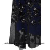 Formen weg vom Schulter-Partei-Abend-Kleid