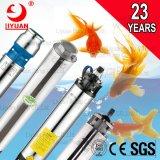 6 der Wasser-Zoll Pumpen-, versenkbare Wasser-Pumpe, Antreiber-Mehrstufenpumpe