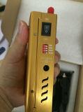 4-portátil de color dorado de las antenas de telefonía celular GSM/Wifi Jammer Jammer GPS