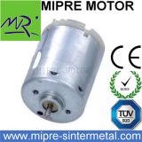 motor de la C.C. de 4.5V 17500rpm para el actuador del apagador del aire acondicionado y el cepillo el labrar
