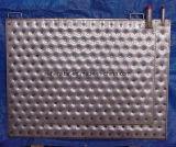 Plaque inoxidable gravée en relief de bosse de plaque de transfert thermique de plaque de palier de modèle