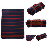 Напечатанное приполюсное одеяло ватки с держателем PU