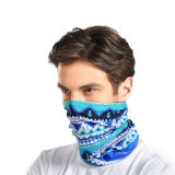Lo sci senza giunte connette la multi sciarpa assorbente eccellente di uso (YH-HS301)