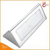 48의 LED 태양 벽 빛 800 루멘 옥외 벽 LiFePO4 건전지를 가진 태양 램프 레이다 센서 태양 빛