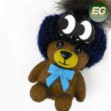 Accessori di modo belli del regalo della catena chiave dell'orso per il prezzo all'ingrosso FT087 della borsa