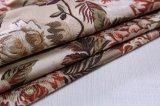 Tampas excelentes do sofá do jacquard por filamentos coloridos