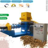 Nasser Typ Dampfkessel-Heizungs-sich hin- und herbewegende Fisch-Zufuhr-Tablette, die Maschine herstellt