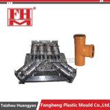 PVC plástico 90 da injeção molde do encaixe de tubulação do cotovelo do T Y de 45 espessuras