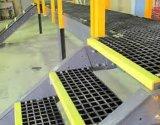 Лестница Nosing/FRP стекловолоконные Установите противоскользящие накладки с плоским экраном
