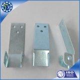 Resorte de acero del metal sometido a un tratamiento térmico por encargo pequeño que estampa los clips