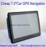 """"""" percorso marino di GPS del camion dell'automobile 7.0 con il trasmettitore dello schermo FM di IPS, Avoirdupois-in macchina fotografica posteriore, sistema di percorso tenuto in mano di GPS, Bluetooth per il telefono mobile, inseguitore di Tmc, TV"""