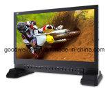 "IPS 4K UHD 3840x2160 4xhdmi 3G SDI Affichage Quad Split Broadcast TFT LCD 15"""