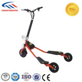 普及した3つの車輪のドリフト車のスクーター、子供のための電気ドリフトTrike