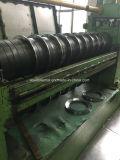 Auto de alta velocidad de línea de corte longitudinal la máquina la placa de acero Hr/Cr