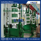 expulsor do petróleo de semente de algodão 10t/D, máquina da extração do petróleo de semente de algodão, moinho de petróleo do amendoim