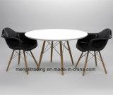 Bras de salle à manger chaise en plastique