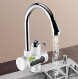 Système de chauffage de l'eau de robinet de cuisine avec afficheur numérique