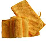 Private Label Custom стороны нетканого материала полотенце малыша перед лицом ткани