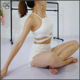 Sutiã do esporte da ioga do treinamento do exercício de Paded