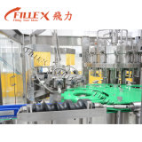 Полноавтоматическая машина завалки напитка стеклянной бутылки Carbonated для пива