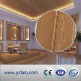 Tuiles fraîches de plafond de PVC d'impression de type de sensation