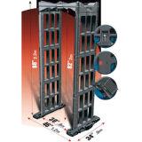 Opvouwbare Facultatief bouwstijl-in de Detector van de Veiligheid van de Batterij