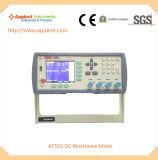 DC 낮은 저항 미터 마이크로 저항전류계 (AT515)