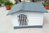 Ventilative Plastikhundehaus