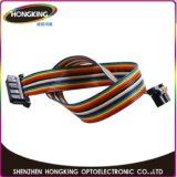Piscina P10-2a todo color de captura de pantalla LED para el panel de visualización