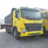 エンジンHP337 Sinotruk HOWO A7 6X4のダンプカーかダンプのダンプトラック