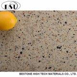 Multicolor искусственний камень кварца для верхней части кухонного стол стола