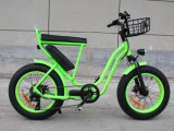 LCD軽い250Wを持つElectric Bicycle From中国脂肪質のタイヤ都市女性