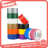 2018 coloreó la cinta adhesiva del paño del embalaje industrial impermeable