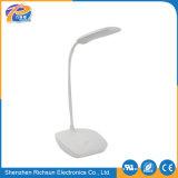 Éclairage rechargeable de bureau de lampe du contact DEL d'IP65 5V/1A
