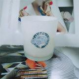 vela de cristal perfumada del tarro de 220g el 5%