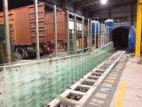 Autoclave de vidro semiautomática para a planta de estratificação de vidro