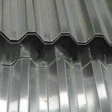 Galvanisiertes gewölbtes Metallblatt-Dach-Stahlpanel