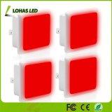 0.3W ultra dünnes Selbstan/aus-Fühler-Licht des Nightlight-LED