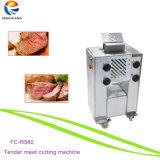 Máquina de ablandamiento del filete de carne de vaca de la carne del acero inoxidable
