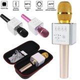 Беспроводной технологией Bluetooth Микрофон караоке АС с TF карты/USB