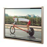 Interior de 55 pulgadas de pantalla libre Full HD LCD quiosco con función táctil