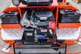Tlmg-686driving на машине машины соколка силы полируя с двигателем 338kg Gx690 Хонда