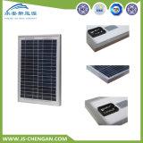 panneau solaire du module 6W solaire polycristallin avec 4 lignes et 25 ans de vie