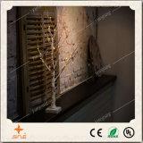 옥외 실내 훈장을%s 도매 공장 가격 60cm24LED 은빛 벌치나무 나무 빛