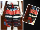 Nadar/Shorts secos da placa desgaste da praia rapidamente para o homem/mulheres