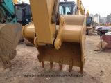 使用された幼虫329dのクローラー掘削機猫29tonの掘削機