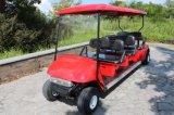 Buggy elettrico di a buon mercato 6 Seater per gli adulti