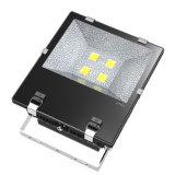 Luz de inundación del chipset 100W 150W 200W LED de Bridgelux del programa piloto de Meanwell